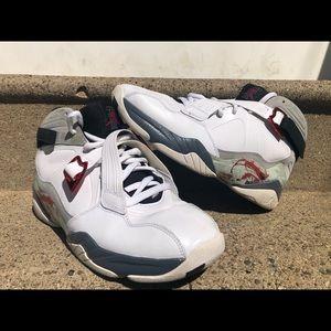 Nike air jordan 8.0  EUC 10women/ 8men